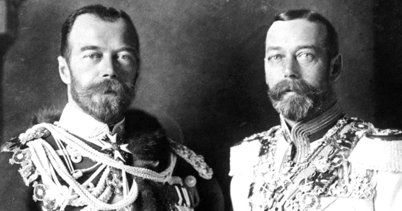 Os 10 melhores bigodes da Primeira Guerra Mundial