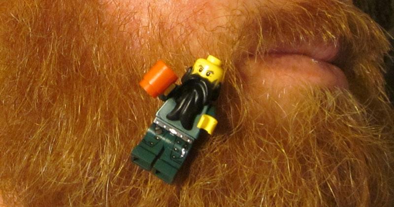 O que a sua barba diz sobre você